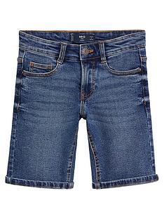 mango-boys-straight-denim-shorts-dark-blue