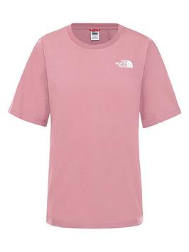 the-north-face-boyfriend-simple-dome-t-shirt-pinknbsp
