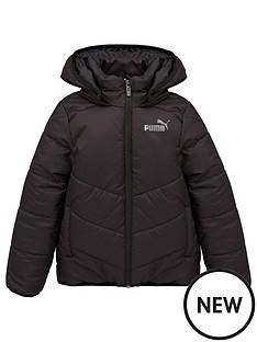 puma-essentials-padded-hooded-jacket-black