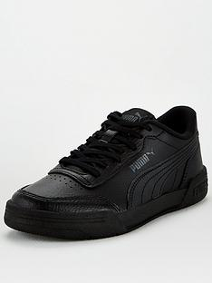puma-caracal-junior-trainers-blackblack