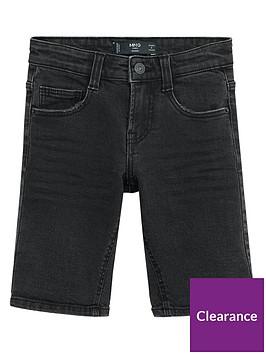 mango-boys-straight-denim-shorts-charcoal
