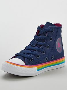 converse-chuck-taylor-all-star-hi-junior-trainer-navy-white