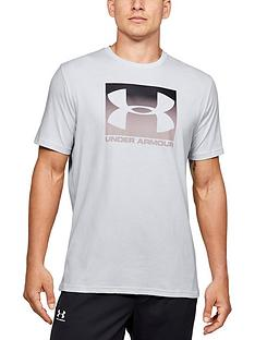 under-armour-boxed-sportstyle-t-shirt-greynbsp