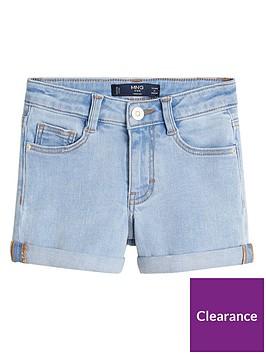 mango-girls-denim-shorts-light-blue