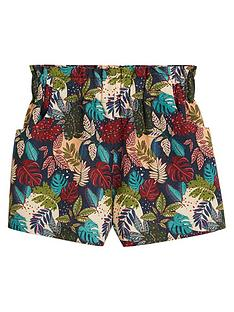 mango-girls-floral-print-shorts-multi