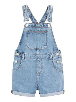 mango-girls-denim-short-dungarees-blue