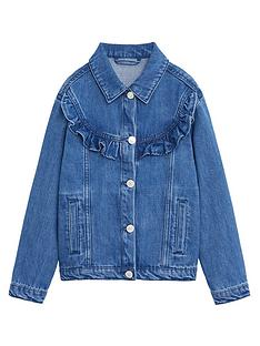 mango-girls-frill-detail-denim-jacket-blue