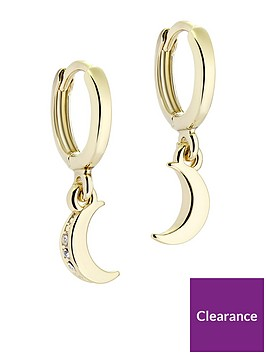 ted-baker-marlaannbspcrescent-moon-huggie-earring-gold