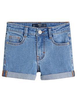 mango-girls-denim-shorts-mid-blue