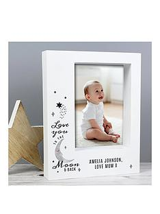 personalised-love-you-to-the-moon-back-photo-frame