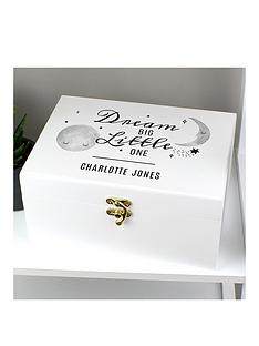 personalised-dream-big-little-one-keepsake-box