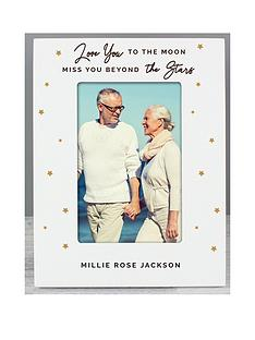 personalised-love-you-to-the-moon-memorial-photo-frame