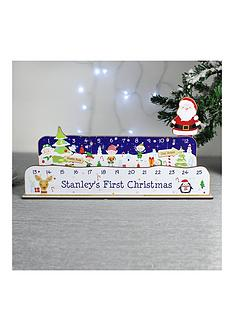 personalised-christmas-advent-countdown-decoration