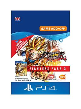 Sony Sony Dragon Ball Fighterz - Fighter Pass 3 - Digital Download Picture