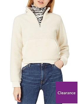 calvin-klein-jeans-sherpa-mock-neck-zip-sweatshirt-cream