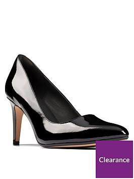 clarks-laina-rae-2-heeled-court-shoes-black