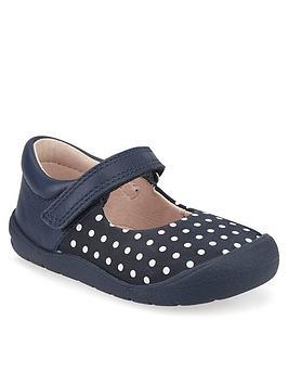 Start-Rite Start-Rite Girls Joy Strap Shoe Picture