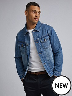 burton-menswear-london-mid-wash-denim-jacket-blue