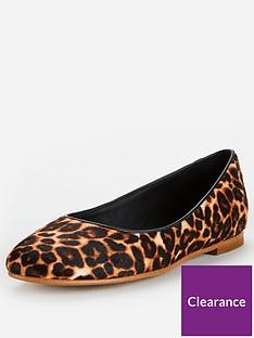 clarks-grace-piper-ballet-flats-leopard-printnbsp