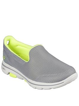 Skechers Skechers Go Walk 5 Pumps - Grey Picture
