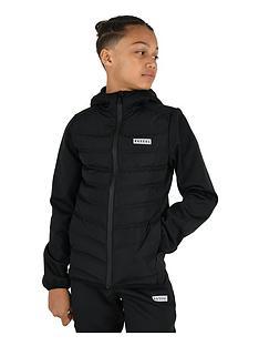 rascal-childrens-geneva-hybrid-padded-jacket-black