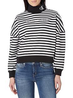 calvin-klein-jeans-stripe-roll-neck