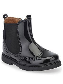 start-rite-girls-patent-chelsea-boots-black-patent