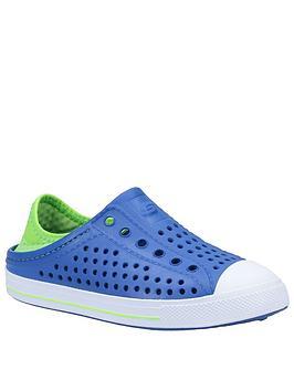 Skechers Skechers Boys Guzman Sandals - Blue Picture