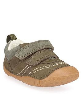 Start-Rite Start-Rite Baby Boys Leo Shoes - Khaki Picture