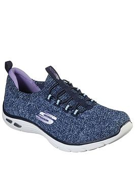 Skechers Skechers Empire D'Lux Trainers - Navy Picture