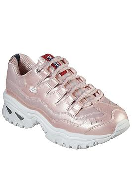 Skechers Skechers Energy Trainers - Rose Picture