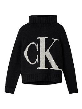 calvin-klein-jeans-calvin-klein-jeans-logo-roll-neck-sweater