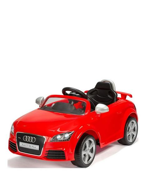xootz-6v-electric-ride-on-red