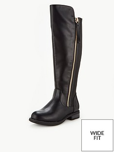 v-by-very-wide-fit-milan-zip-stretch-back-knee-boots-black