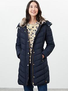 joules-cherington-chevron-longline-padded-coat-navy
