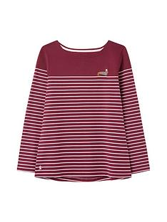 joules-joules-harbour-emb-long-sleeve-jersey-top