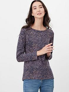 joules-joules-harbour-print-long-sleeve-jersey-top