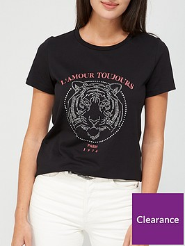 v-by-very-tiger-graphic-embellished-t-shirt-black