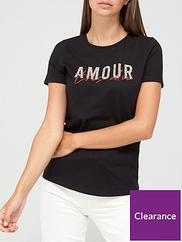 v-by-very-amour-tres-chicnbspt-shirt-black