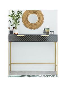 botanist-console-table
