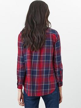 joules-lorena-longline-woven-shirt-navy