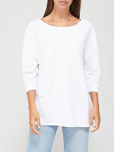 v-by-very-drop-shoulder-oversized-t-shirt-ivory