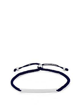 simply-silver-sterling-silver-personalised-engravable-bar-adjustable-navy-toggle-bracelet