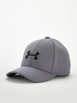 under-armour-ua-boys-blitzing-30-cap-grey