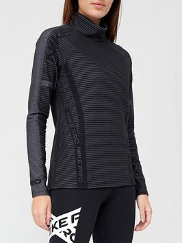 nike-pro-training-hyperwarm-long-sleevenbsptop-black