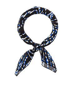 accessorize-zebra-square-scarf-blue