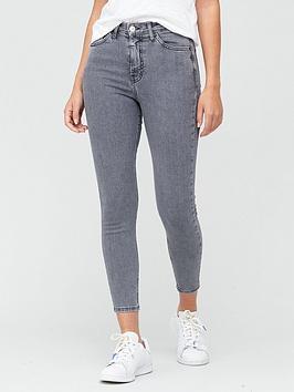 v-by-very-shortnbsppremium-high-waist-skinny-jeans-grey