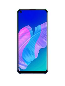 Huawei Huawei P40 Lite E - Aurora Blue Picture