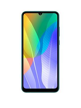 Huawei Huawei Y6P - Emerald Green Picture