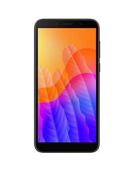 Huawei Huawei Huawei Y5P - Black Picture